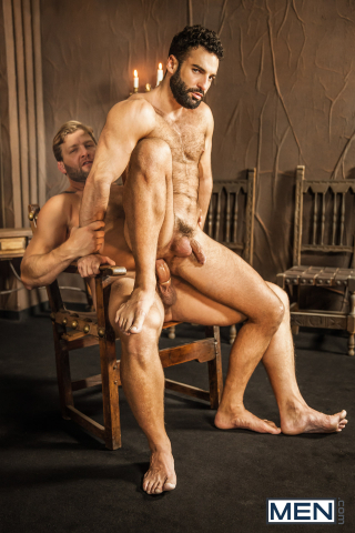 Colby Jansen and Abraham Al Malek in My Brother The Hooker Part 3_22