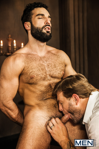 Colby Jansen and Abraham Al Malek in My Brother The Hooker Part 3_11