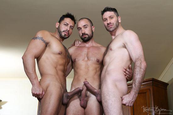 1436560464017 Bare To The Bone, Scene 6: Manuel Olveyra, Viktor Rom, Craig Daniel