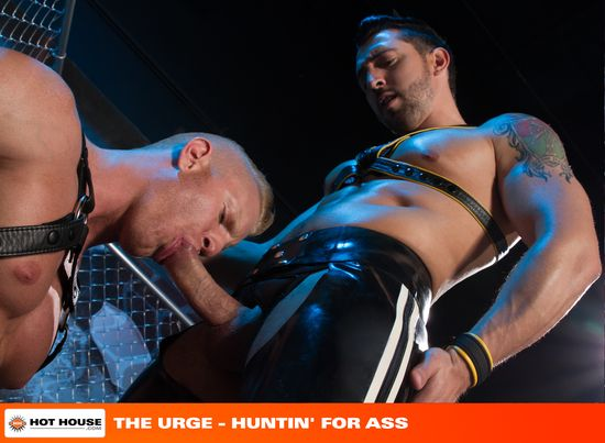 60929_06 Jimmy Durano and Johnny V in The URGE - Huntin For Ass, Scene 4