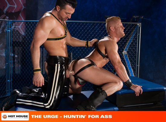 60929_11 Jimmy Durano and Johnny V in The URGE - Huntin For Ass, Scene 4