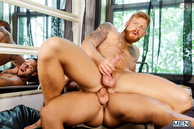 17 Bennett Anthony and Luke Adams in Happy Chance Part 3
