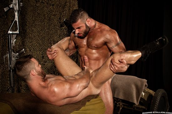 41880_010 Landon Conrad and Alex Marte in Militia, Scene 2
