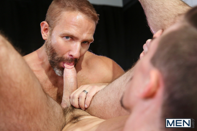 18 Dirk Caber and Jack Hunter in Straight A Student Part 3
