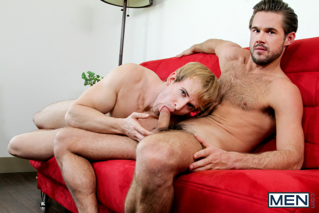 13 Cameron Foster and Mike De Marko in The Chat Room Part 2