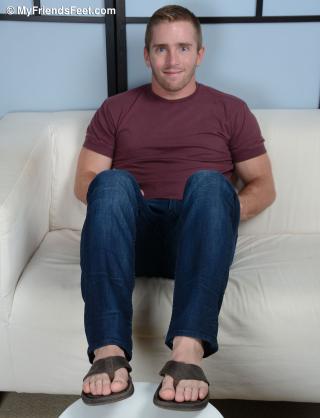 Scott Riley in Flip Flops and Bare Feet_018