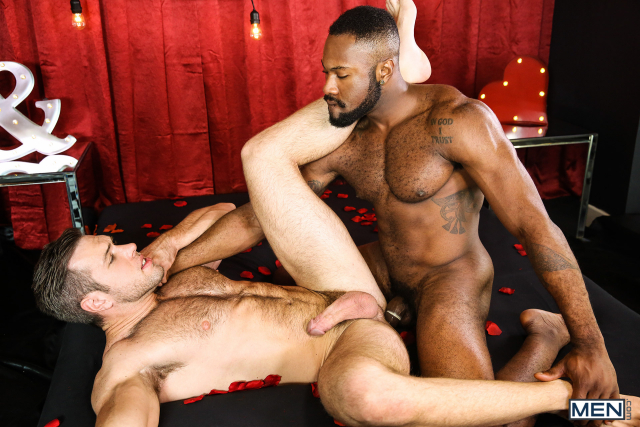 22 Alex Mecum and Noah Donovan in Dirty Valentine Part 2