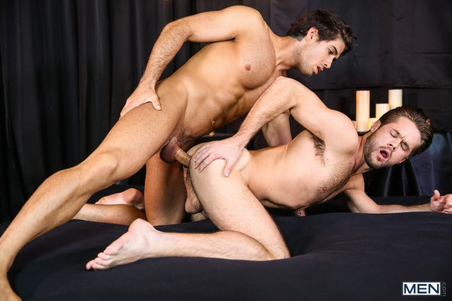 16 Diego Sans and Mike De Marko in Dirty Valentine Part 3