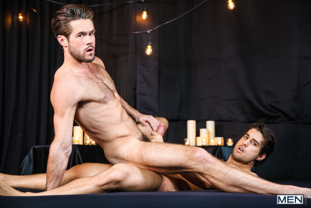 22 Diego Sans and Mike De Marko in Dirty Valentine Part 3