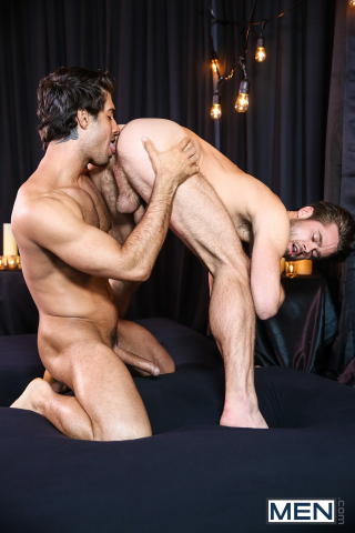 13 Diego Sans and Mike De Marko in Dirty Valentine Part 3