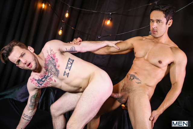 18 Colton Grey and Rafael Alencar in Dirty Valentine Part 4