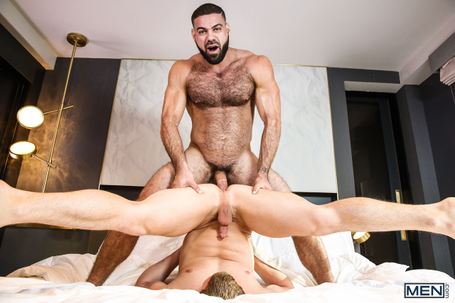 19 Ricky Larkin and Tommy Regan in Neighbrohood Part 1