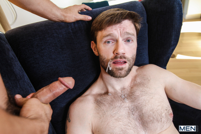 25 Dennis West and Topher Di Maggio in The Married Bottom