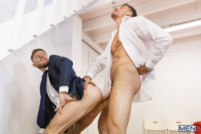 19 Jay Roberts and Matt Anders in Stealth Fuckers Part 9