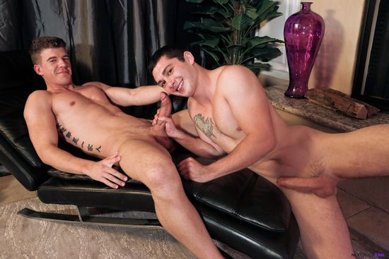 63985_09 JJ Knight, Mark Long, Johnny Riley in Double Playtime