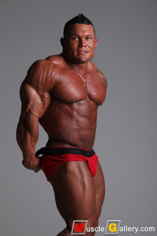 073 Marius Graatrud at MuscleGallery