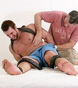 Jaxton Jerked Off & Tickled Naked