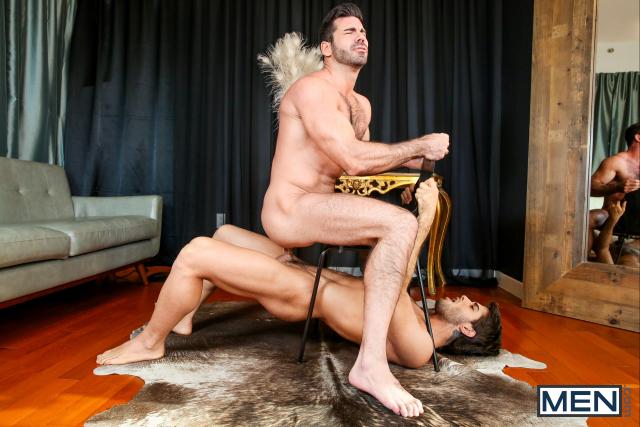 16 Billy Santoro and Diego Sans in Senses