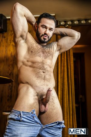 5 Dario Beck and Jessy Ares in Language Barrier Part 2