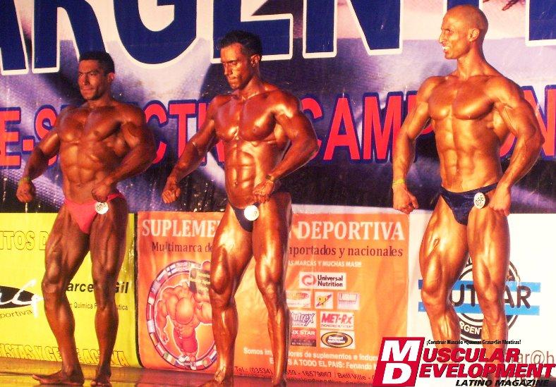 2011 Campeonato Argentino FAM / IFBB