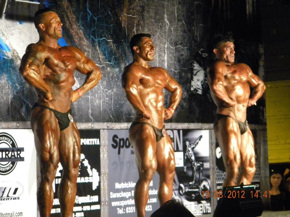 2012 Campeonato Argentino FAM / IFBB 315