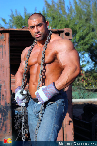 Jimmy Atienza at MuscleGallery 008