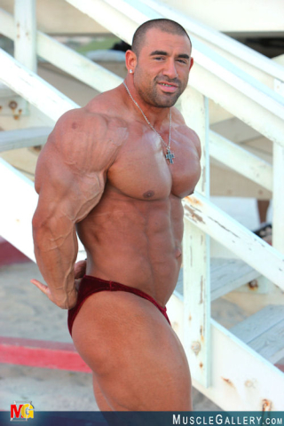 Jimmy Atienza at MuscleGallery 032