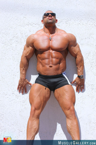 Jimmy Atienza at MuscleGallery 090