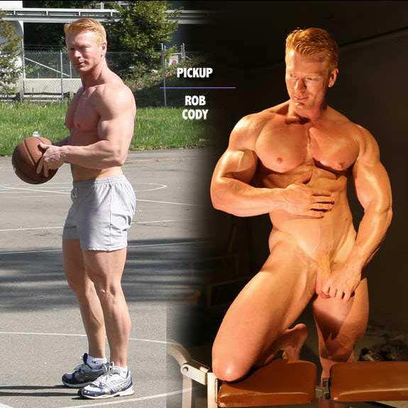 Muscle Worship Cinema 444 Rob Cody