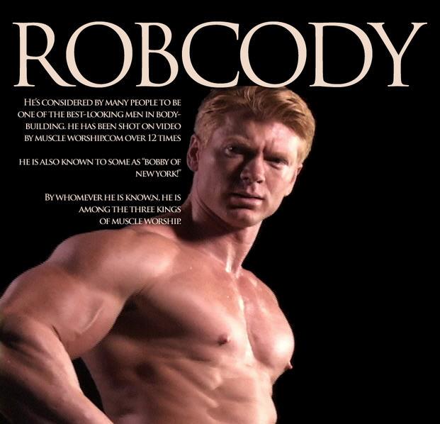 Muscle Worship Cinema 766 Rob Cody