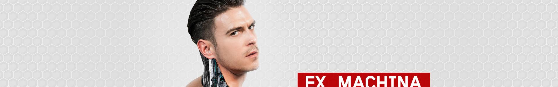 Ex-Machina : A Gay XXX Parody