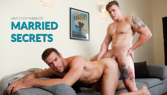 Married Secrets Featuring Alex Mecum and Conan McGuire