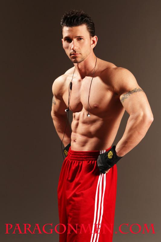 Paragon Men October 2011 - Bodybuilder Beautiful Archives