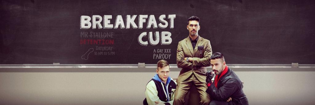 Breakfast Cub : A Gay XXX Parody
