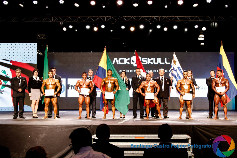 43rd IFBB South American Championships