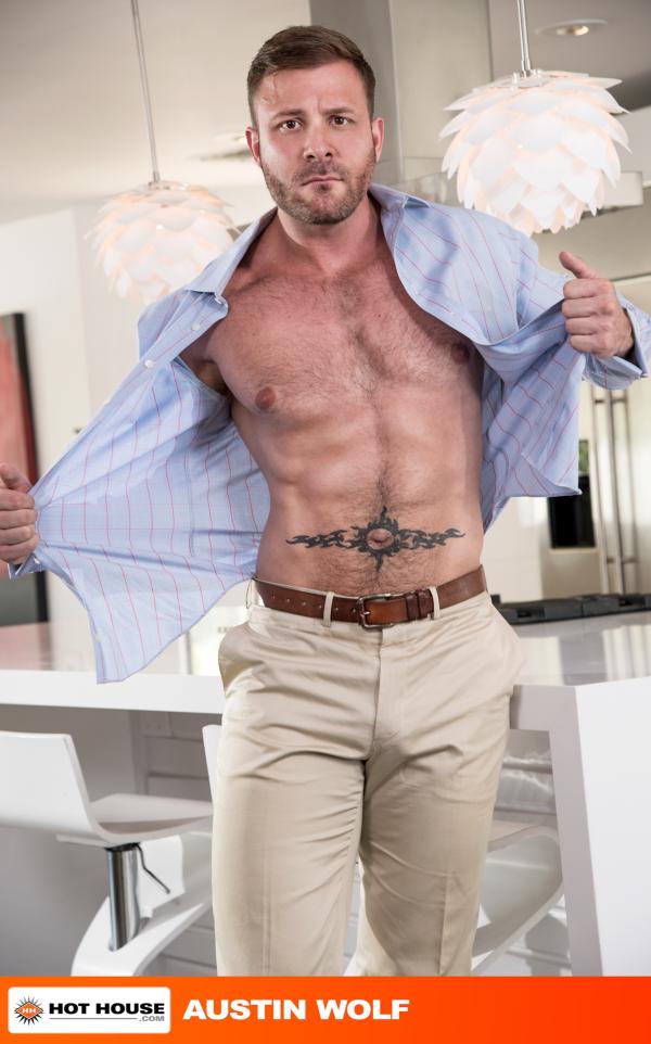 Bodybuilder Beautiful Profiles - Austin Wolf (3)