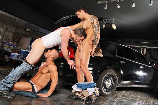 Rod Daily, Tyler Torro, Andrew Stark
