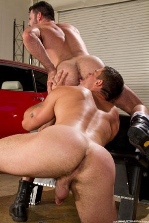 Derek Atlas and Billy Santoro