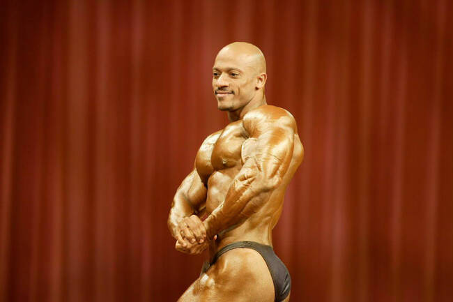 2005 Musclemania World Championships