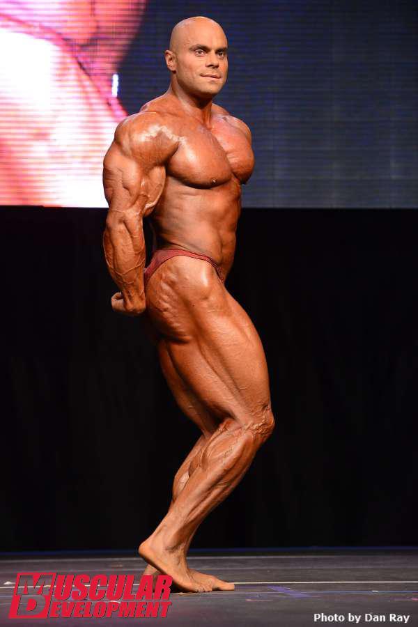 Lukas Osladil - 2014 IFBB Toronto Pro