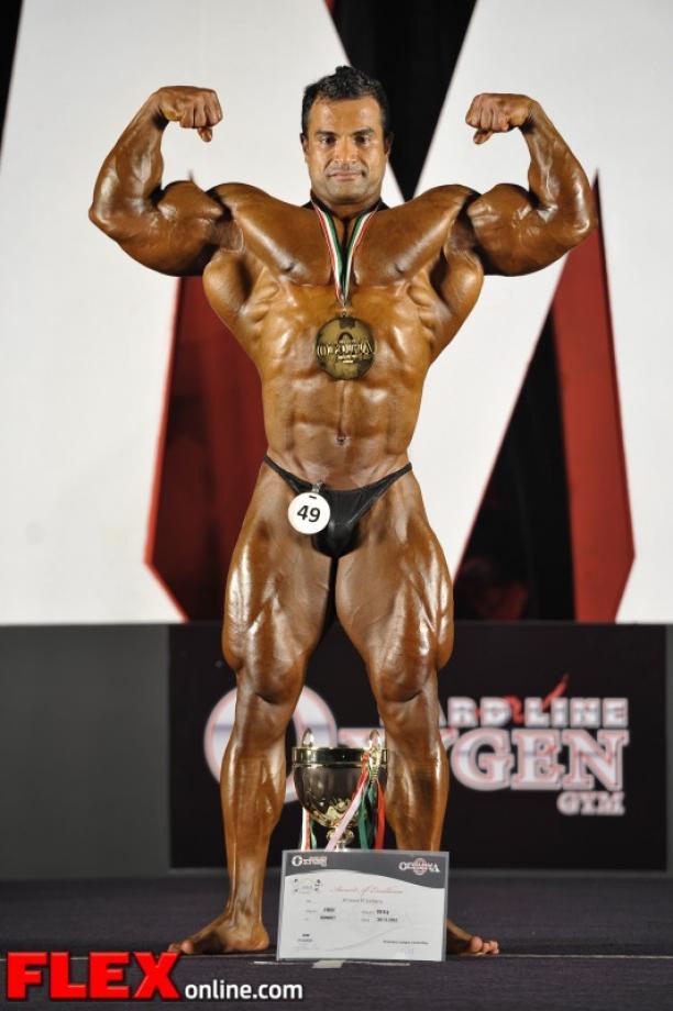 2012 IFBB Amateur Olympia
