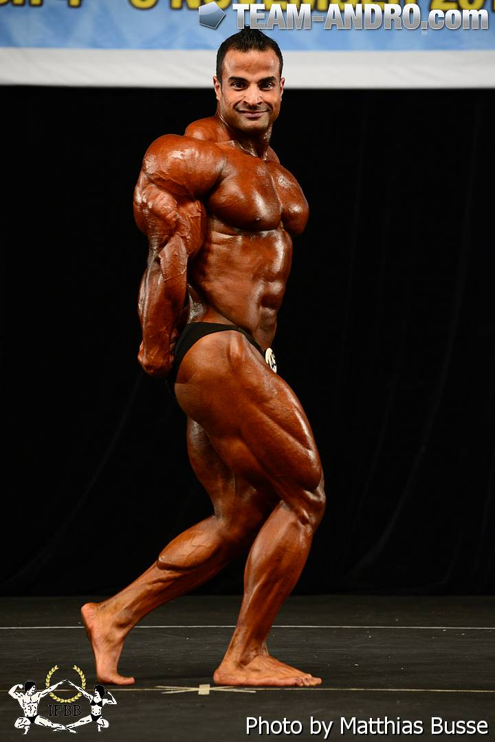 Bodybuilding world championships amateur