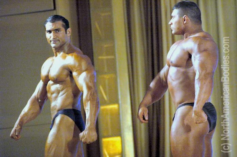 2007 Musclemania World Bodybuilding Championships