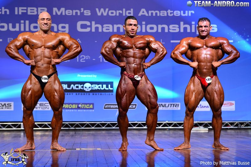 2014 IFBB World Men's Amateur Bodybuilding Championships