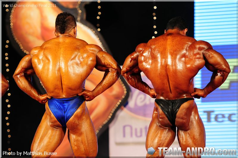 2011 IFBB Men's World Amateur Bodybuilding Championships