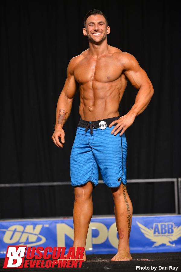Matt Mendrun - 2013 NPC Junior National Championships