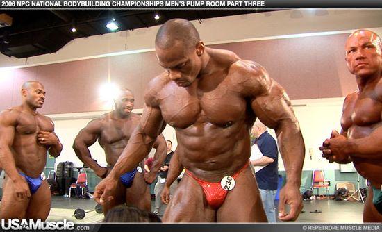 Lionel Brown - 2006 NPC National Championships