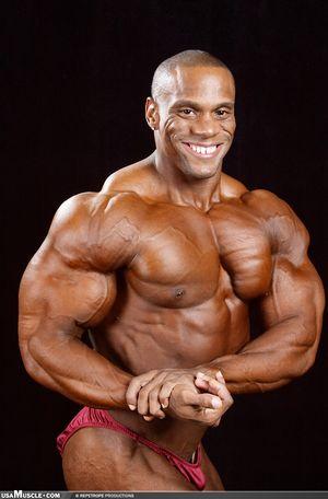 Lionel Brown - 2003 NPC National Championships