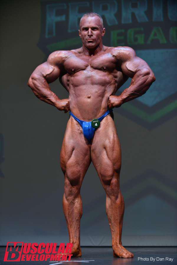 Constantinos Demetriou - 2014 Ferrigno Legacy Pro
