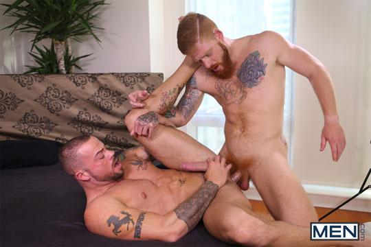 Bennett Anthony and Sean Duran